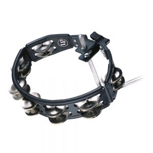 LATIN PERCUSSION LP160 Tambourine CYCLOP Mountable – Daira
