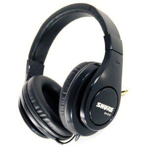 SHURE SRH240A – Slušalice, profesionalne