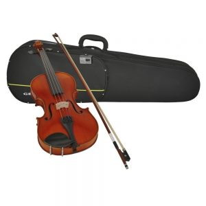 GEWA Aspirante Marseille Outfit 4/4 – Violinski set