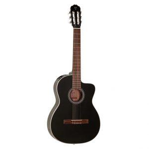 TAKAMINE GC1CE-BLK – Ozvučena klasična gitara