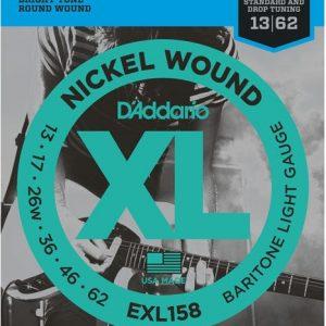 D'ADDARIO EXL158 – Set žica za električnu gitaru