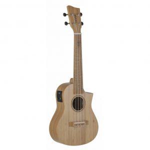 GEWA MANOA KALEO K-CO-BB E-Acoustic – Concert Ukulele, ozvučene