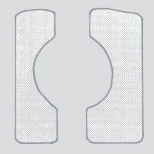 GEWA Pickguard – 2-delna maska za akustičnu gitaru