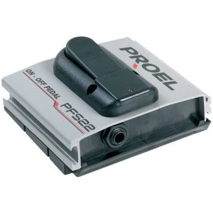 PROEL PFS 22 – On/Off Foot Switch pedala