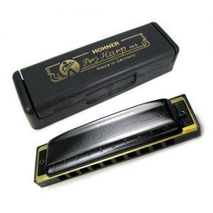 HOHNER 562/20 PRO HARP – Usna harmonika