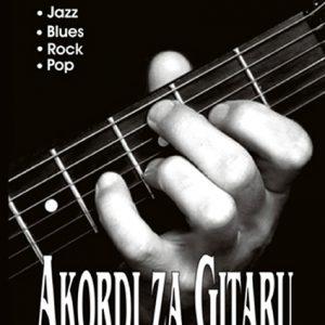 Goran Romčević: AKORDI ZA GITARU