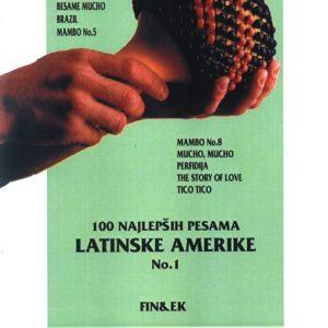 100 NAJLEPŠIH PESAMA LATINSKE AMERIKE 1