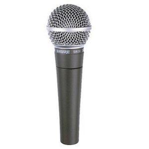 SHURE SM58 LC- Dinamički vokal mikrofon