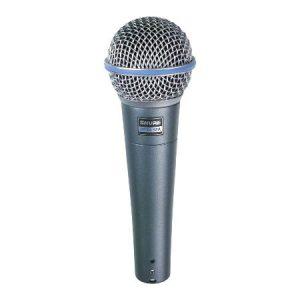 SHURE BETA 58A – Dinamički vokal mikrofon