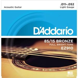 D'ADDARIO EZ910 – Set žica za akustičnu gitaru