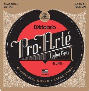 D'ADDARIO EJ45 – Set žica za klasičnu gitaru