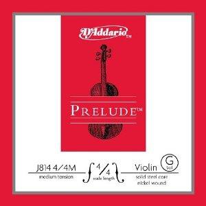 D'ADDARIO J814 4/4M – Pojedinačna G žica za violinu 4/4