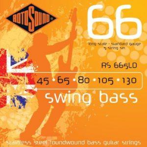 ROTOSOUND RS665LD – Set žica za bas gitaru