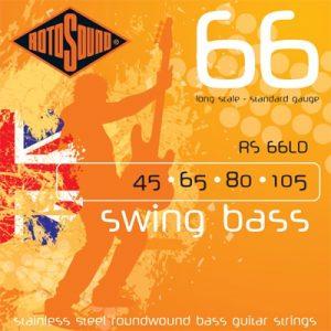 ROTOSOUND RS66LD – Set žica za bas gitaru
