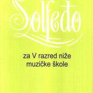 Borivoje Popović: SOLFEĐO 5
