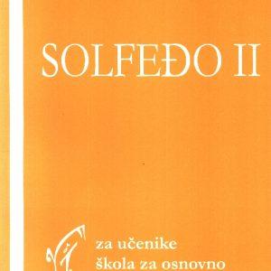 Vladimir Jovanović: SOLFEĐO 2