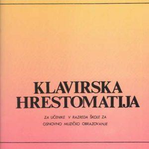 Jela Kršić: KLAVIRSKA HRESTOMATIJA 5