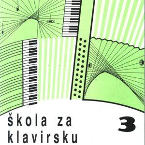 V. V. Terzić: Škola za klavirsku harmoniku 3