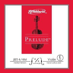 D'ADDARIO J811 4/4M – Pojedinačna E žica za violinu 4/4