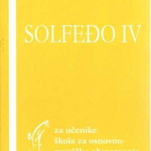 Vladimir Jovanović: SOLFEĐO 4