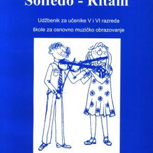 Zorislava M. Vasiljević: Solfeđo-Ritam 3