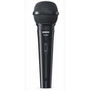 SHURE SV200 – Dinamički višenamenski mikrofon