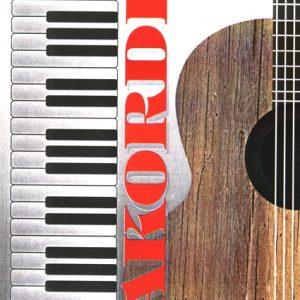 Popularni akordi – za gitaru i instrumente sa klavijaturom