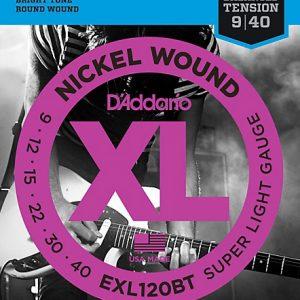 D'ADDARIO EXL120 – Set žica za električnu gitaru