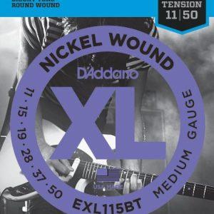 D'ADDARIO EXL115 – Set žica za električnu gitaru