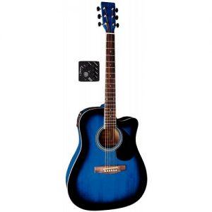 GEWA VGS D10CE Blue Burst – Ozvučena akustična gitara