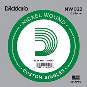 D'ADDARIO NW022 – Pojedinačna žica za električnu gitaru