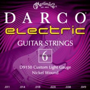 MARTIN & CO. D9150 – Set žica za električnu gitaru