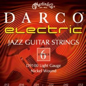 MARTIN & CO. D9100 – Set žica za električnu gitaru