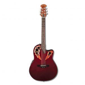 APPLAUSE AE44-RR E-Acoustic BALLADEER MID-CUTAWAY – Ozvučena akustična gitara