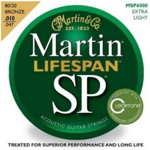 MARTIN & CO. MSP 6000 – Set žica za akustičnu gitaru