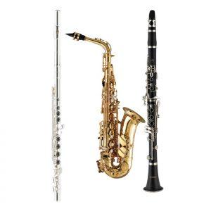 Drveni duvački instrumenti