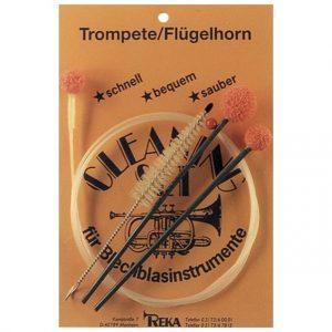 REKA Cleaning Set for Trumpet – Set za čišćenje trube