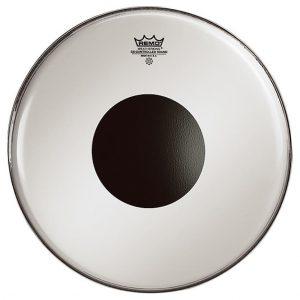 "REMO CS-1220-10 Controlled Sound® Smooth White – Opna za bas bubanj 20"""