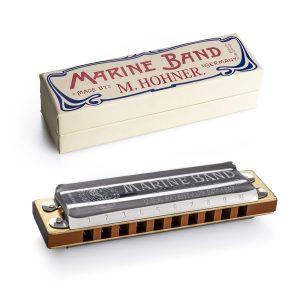 HOHNER 125th Anniversary MARINE BAND – Usna harmonika