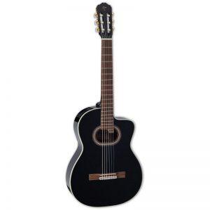 TAKAMINE GC6CE-BLK – Ozvučena klasična gitara
